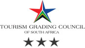Tourism Grading Council of South Africa - TGCSA - 3 star