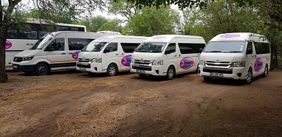 Fleet Vehicles of JSL